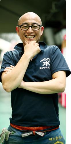 代表取締役 熊原貴紀